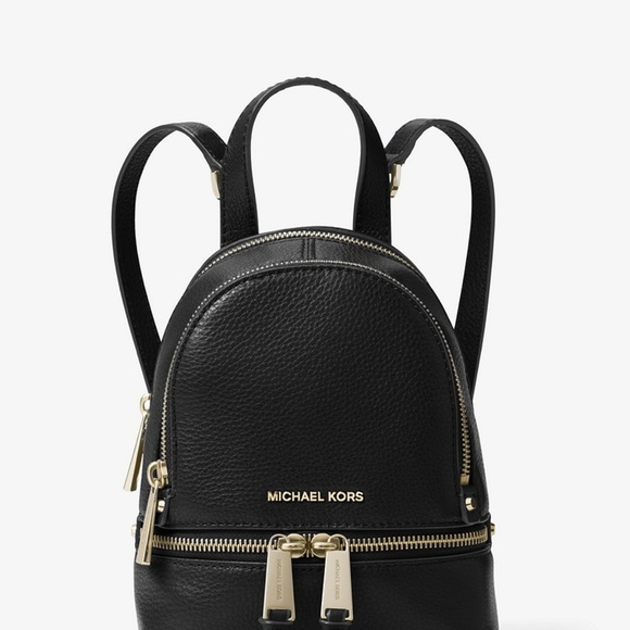 811fd8f8d69826 MICHAEL KORS Rhea Mini Leather Backpack. M_5bcd6c06c6177727814991b3